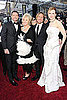 Australian Actors and Nominees at the 2011 Oscars Including Nicole Kidman, Cate Blanchett, Liam Hemsworth, Ryan Kwanten