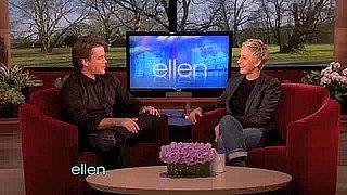 Video of Matt Damon on Ellen Talking Babies, George Clooney, Falling in Love
