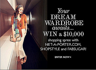 Win a $10,000 Wardrobe From NET-A-PORTER! 2011-03-01 11:45:42