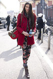 Spotted at Milan Fashion Week! 15 Street Style Standouts