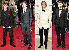 Check Our 2011 Oscars Best Dressed Boys List: Ryan Kwanten, Justin Bieber, Justin Timberlake and more!