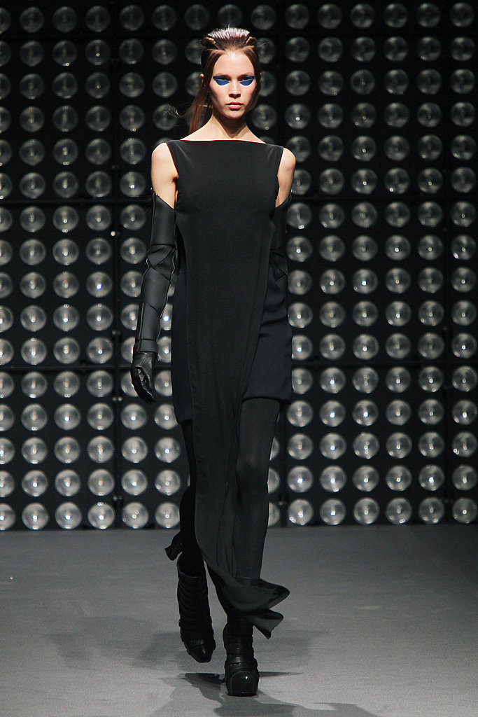Fall 2011 Paris Fashion Week: Gareth Pugh
