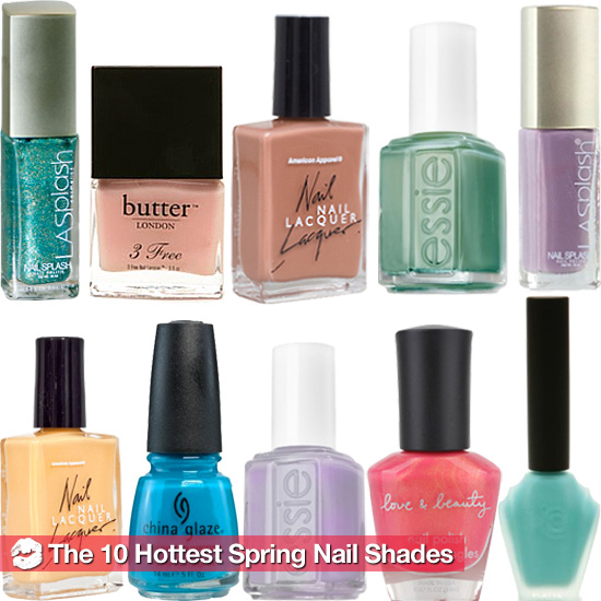 The Great Big 2011 Spring Nail Polish Preview