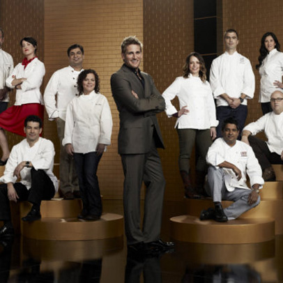 Meet Your Top Chef Masters!