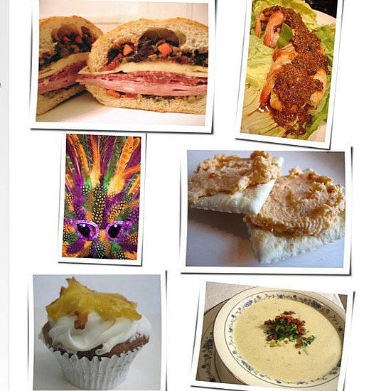 Mardi Gras Party Menu and Recipes