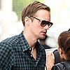 Pictures of Alexander Skarsgard at Joan&#039;s on Third and His Melancholia Is Going to 2011 Cannes Film Festival