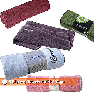 5 Trendy Slipless Towels for Hot Yoga Classes
