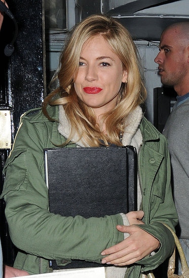 Sienna Miller Gets Ready to Play in London as She Steps Out Without Tom