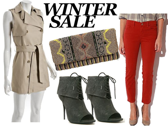 15 Winter Sale Items Perfect For Spring Dressing!