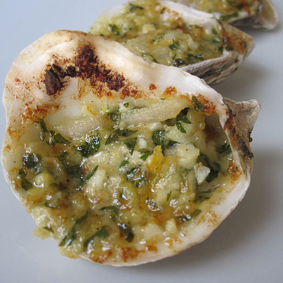 Broiled Oysters With Parmesan Cheese Recipe 2011-03-04 16:50:43