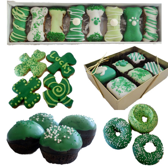 St. Patty's Day Treats