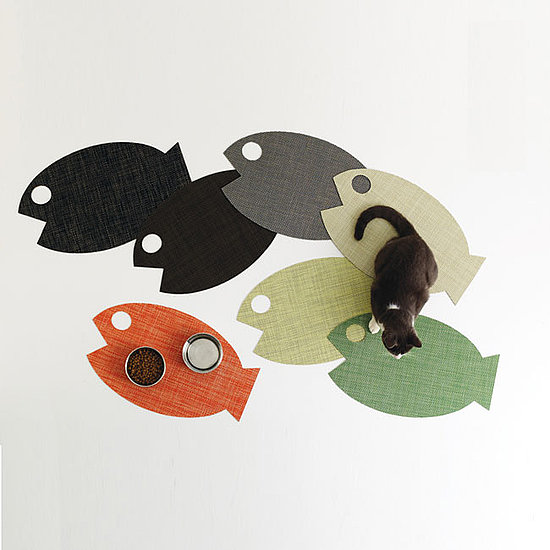 Fishy Cat Mat