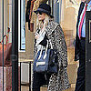Pictures of Nicole Richie Shopping in Paris