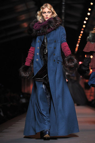 Fall 2011 Paris Fashion Week: Christian Dior