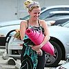 Pictures of Reese Witherspoon Leaving a Yoga Class in Malibu