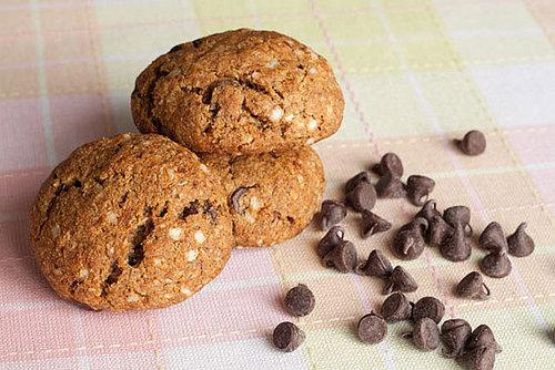 Sweet Potato Carob Chip Cookies