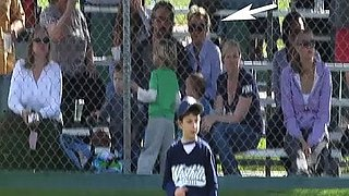 Video of Britney Spears and Kevin Federline at Sean Preston's Little League Game