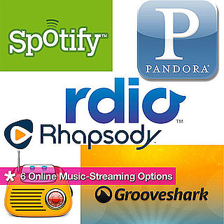 Online Music Streaming Sites and Services