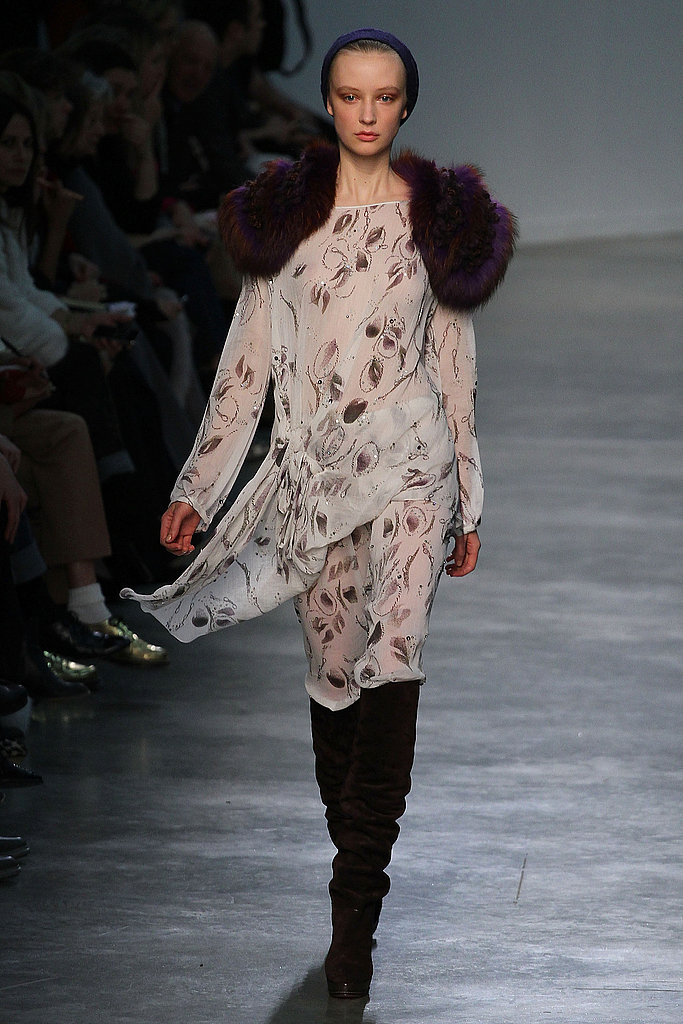 2011 Fall Paris Fashion Week: Vanessa Bruno