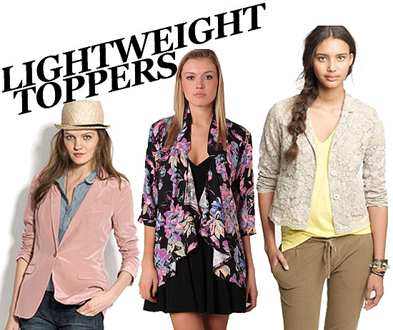 Lightweight Spring Jackets