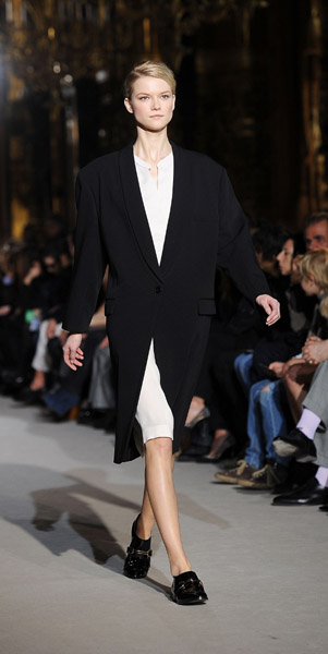 2011 Fall Paris Fashion Week: Stella McCartney