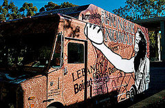 Hungry Nomad Food Truck Los Angeles