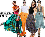 Maxi Skirts for Spring