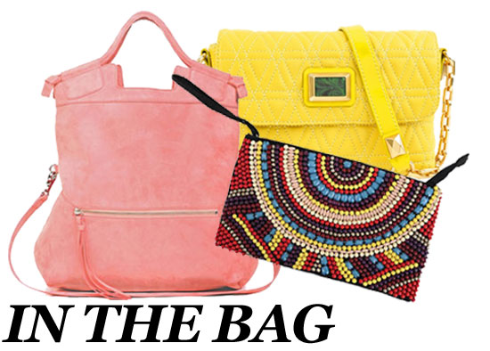 Need Now: 10 Perfectly Spring Bags
