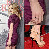Pictures of Amanda Seyfried at the Red Riding Hood Premiere