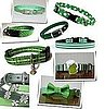 Green Dog and Cat Collars For St. Patrick&#039;s Day