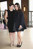 Ginnifer Goodwin and Mila Kunis at Miu Miu.
