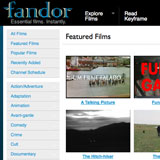 Indie Movie Streaming Site Fandor