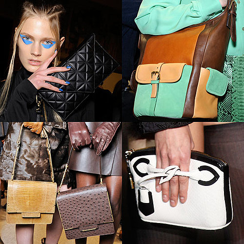 The Best Handbags From Paris Fall Fashion Week