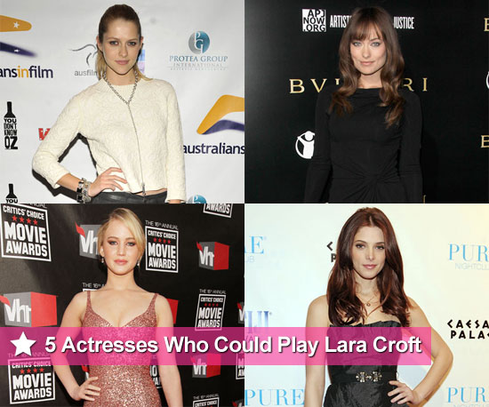 Actresses Who Could Replace Angelina Jolie as Lara Croft in Tomb Raider, Including Ashley Greene, Teresa Palmer
