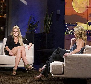 Video of Sophie Monk's Interview on Chelsea Lately With Chelsea Handler Where She Reveals She's Single