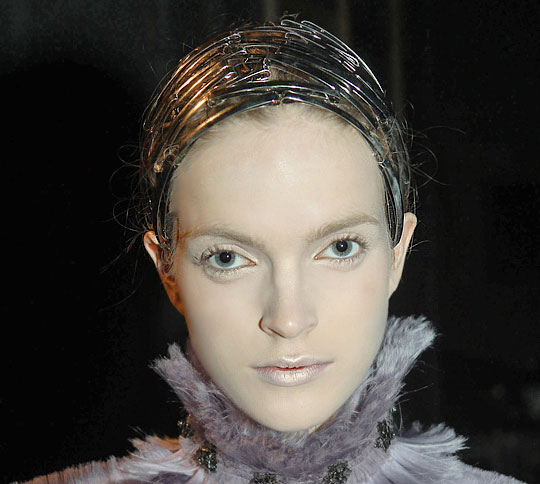 2011 A/W Paris Fashion Week: Alexander McQueen