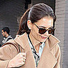 Pictures of Katie Holmes Out and About in NYC