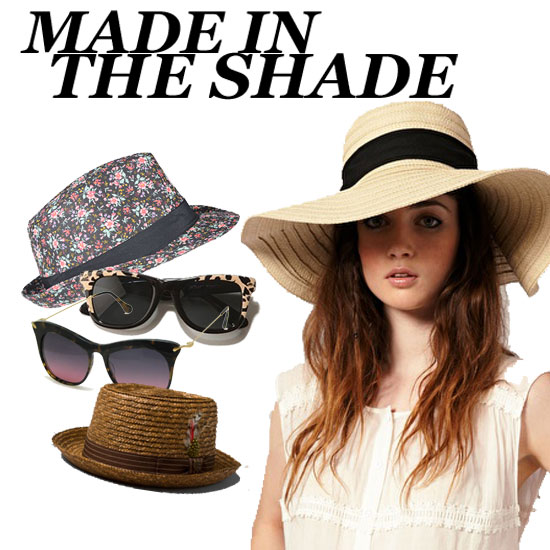 20 Stylish Spring Hats and Sunnies You Need Now!