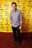 Jake Gyllenhaal at the SXSW Film Festival