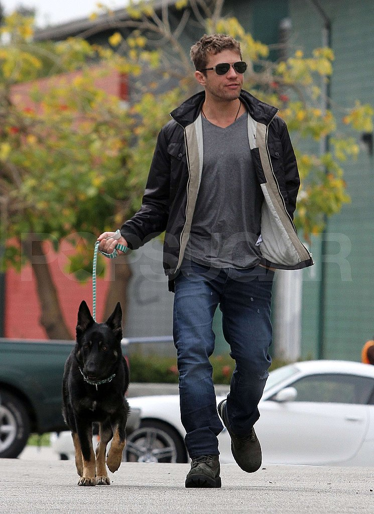 Ryan Phillippe and Amanda Seyfried Have a Doggie Date