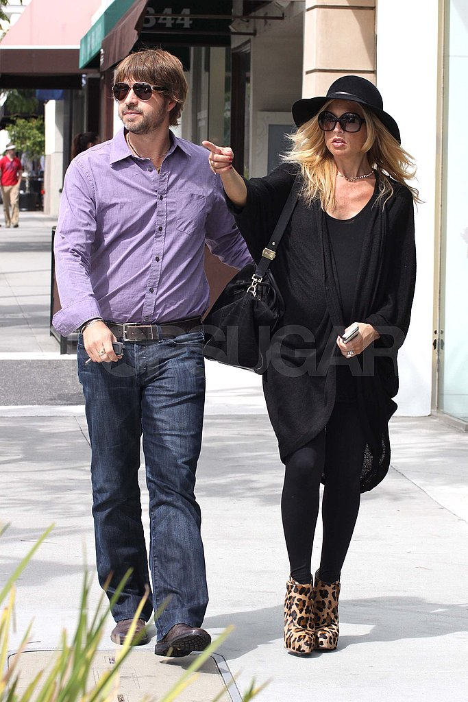 Rachel Zoe and Rodger Berman Count Down the Days Until Becoming Parents