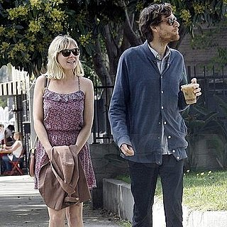Pictures of Kirsten Dunst and Jason Boesel Getting Lunch in LA