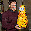 Pictures of Twilight Star Kellan Lutz Celebrating His Birthday in Las Vegas