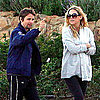 Pictures of Pregnant Kate Hudson and Matt Bellamy Hunting For Real Estate in Malibu