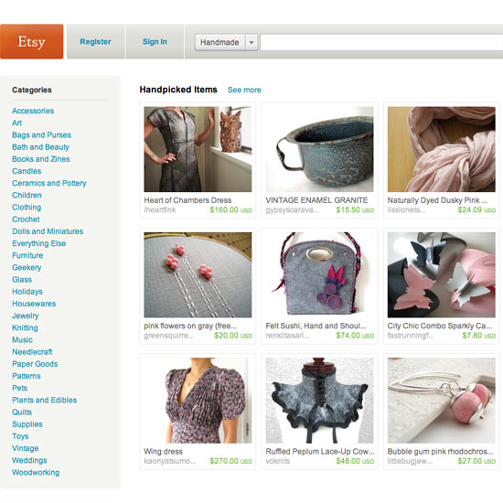 How-To: Change Your Etsy Privacy Settings