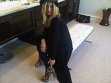 Rachel Zoe rocked a fierce pair of Brian Atwood booties — at 38 weeks pregnant!