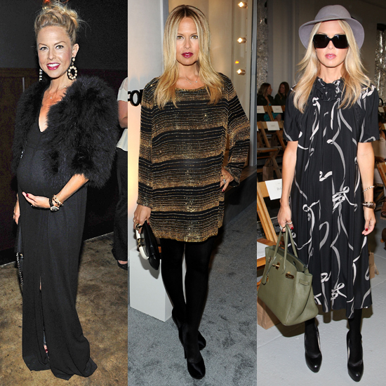 Nine Months of Rachel Zoe's Pregnancy Style