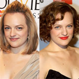 Elisabeth Moss Hair Colour