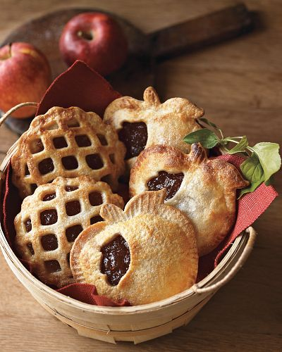 Use this Apple Pocket Pie Mold to make these hand-held little pies.