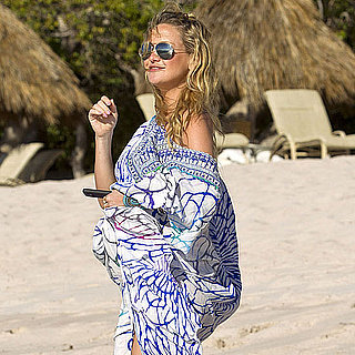 Pictures of Pregnant Kate Hudson, Matthew Bellamy, and Ryder Robinson in Mexico on Vacation 2011-03-15 09:46:14